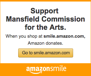 Support Mansfield Commission for the Arts with Amazon Smile